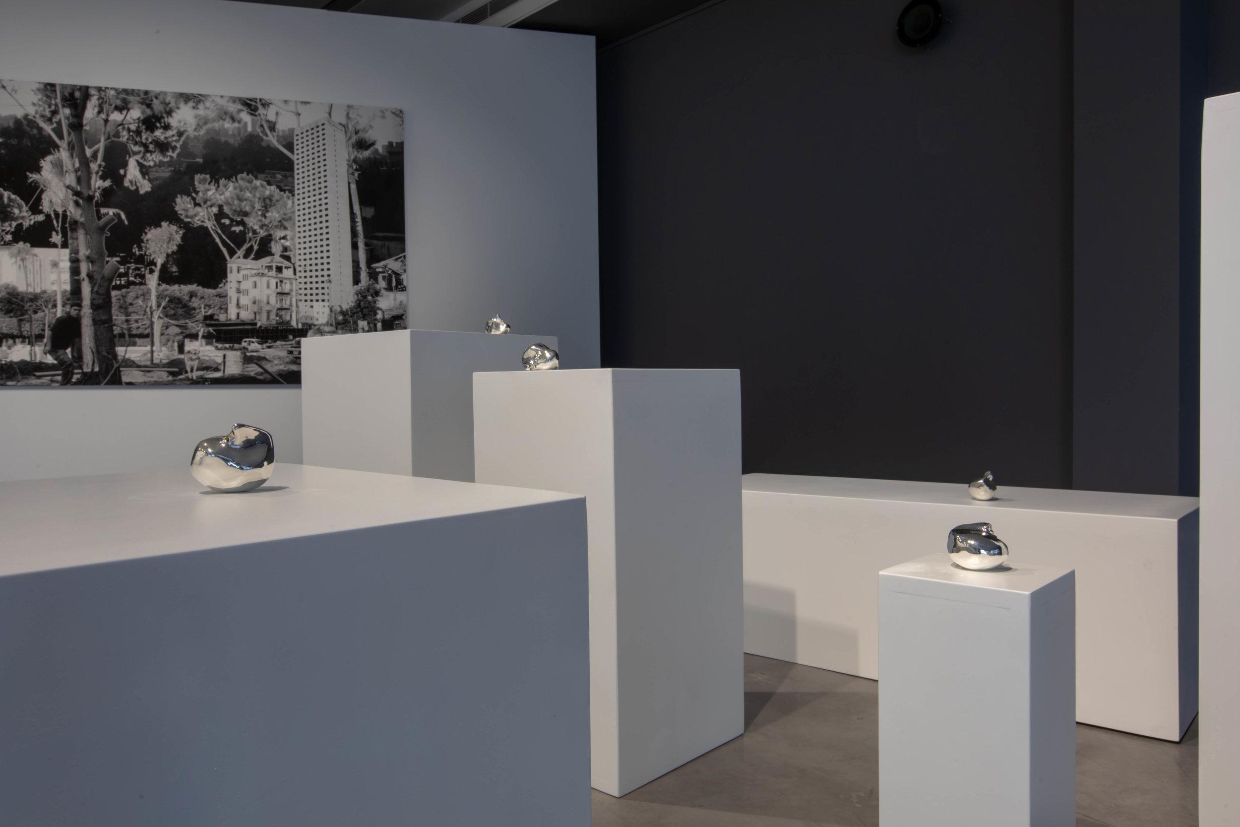 Letitia Gallery, Beirut, Lebanon, 2019.