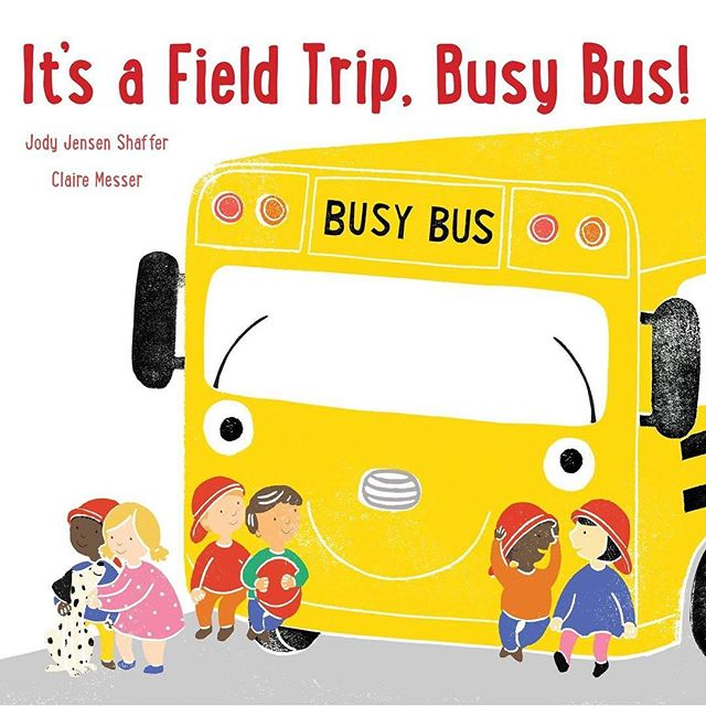 👀 Sneak peek! I'm so excited that I can now share with you the cover of my next book, with the wonderful #jodyjensenshaffer, IT'S A FIELD TRIP, BUSY BUS! publishing July 2019 ✨ Available to pre-order now on Amazon✨#beachlanebooks @simonkids