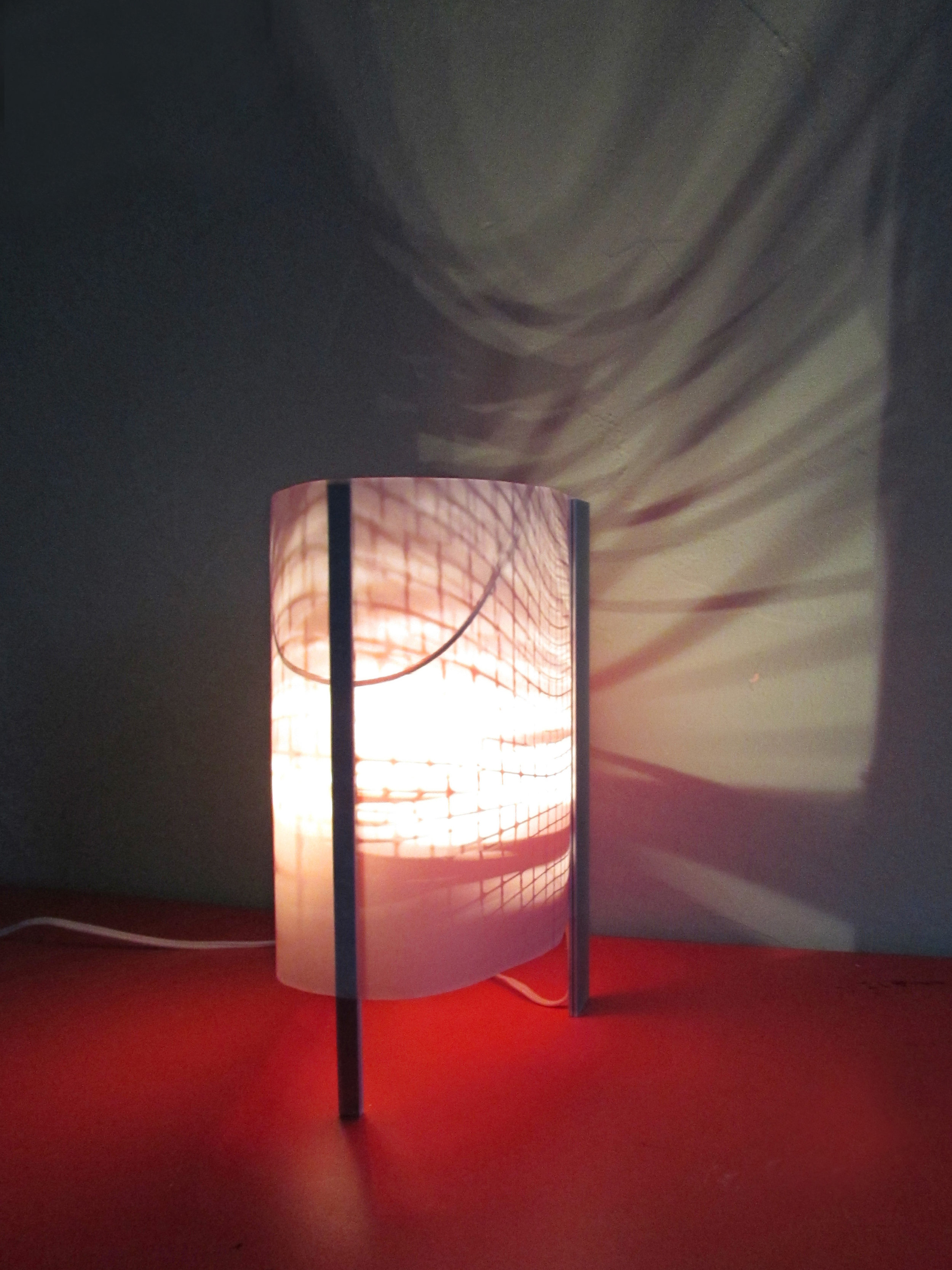 #1minuteLamp by Ximena