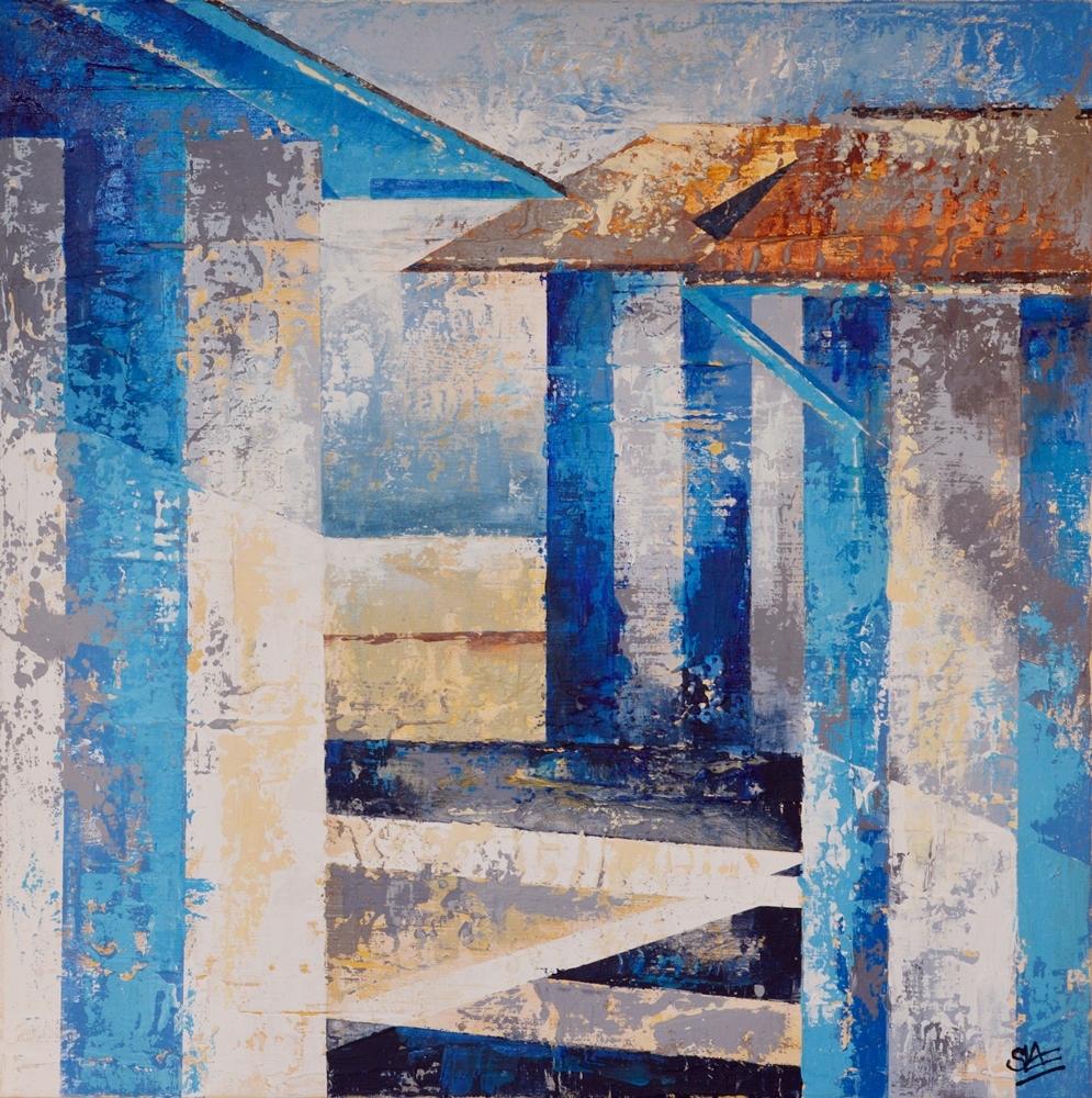 'Beach Huts'