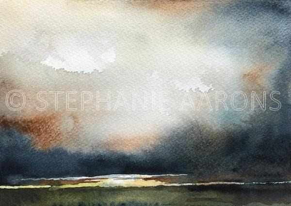 'Storm Brewing'