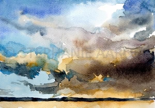 'Summer Sandstorm'