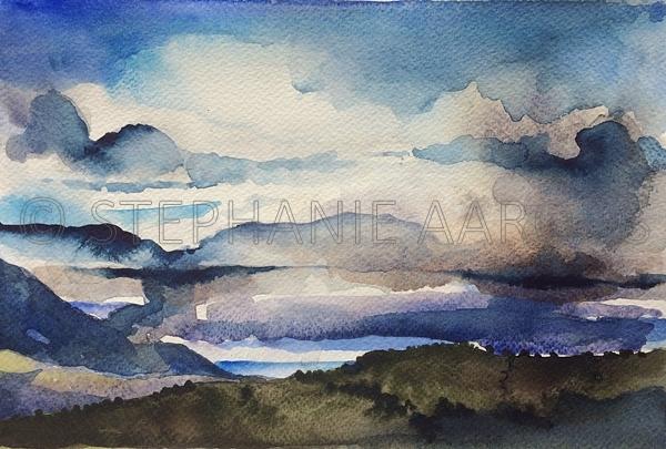 'Blue Mountain'