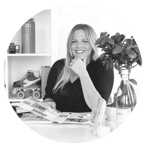 Claire Broome, Parade Design, creative agency in Newport, South Wales