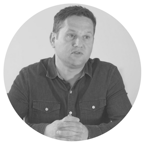 Tim Harling, Tidy Studio, design agency in Cardiff, South Wales