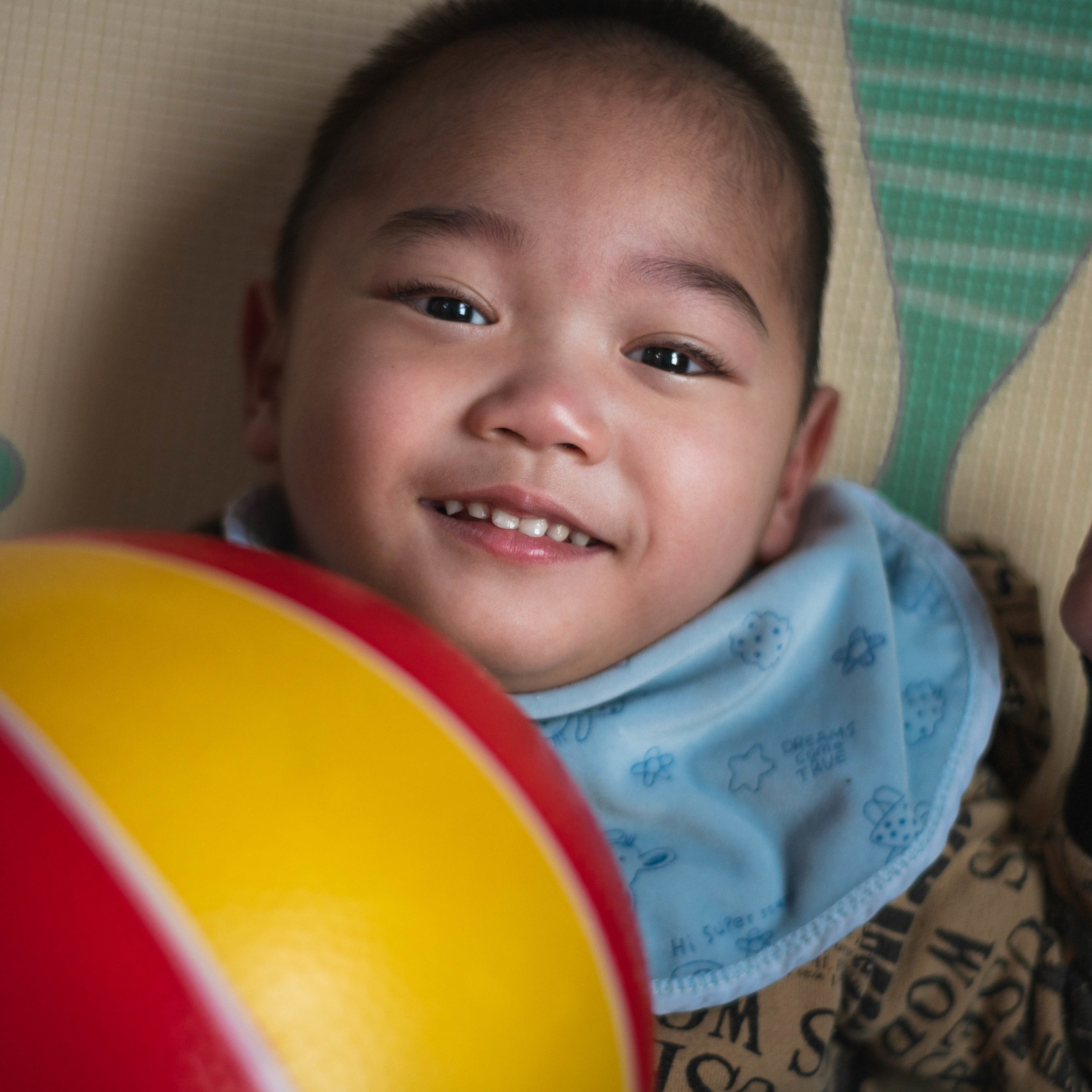 GONG ZJ   Medical Condition: Celebral Palsy, Hernia