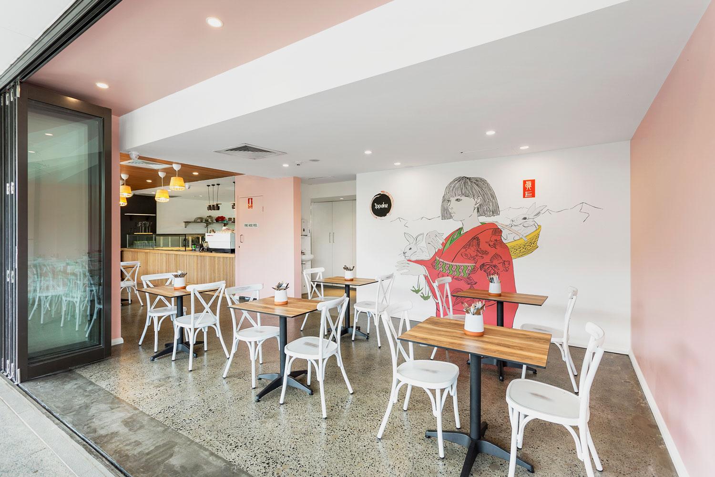 Ippuku Cafe   Rosebery, NSW    See more