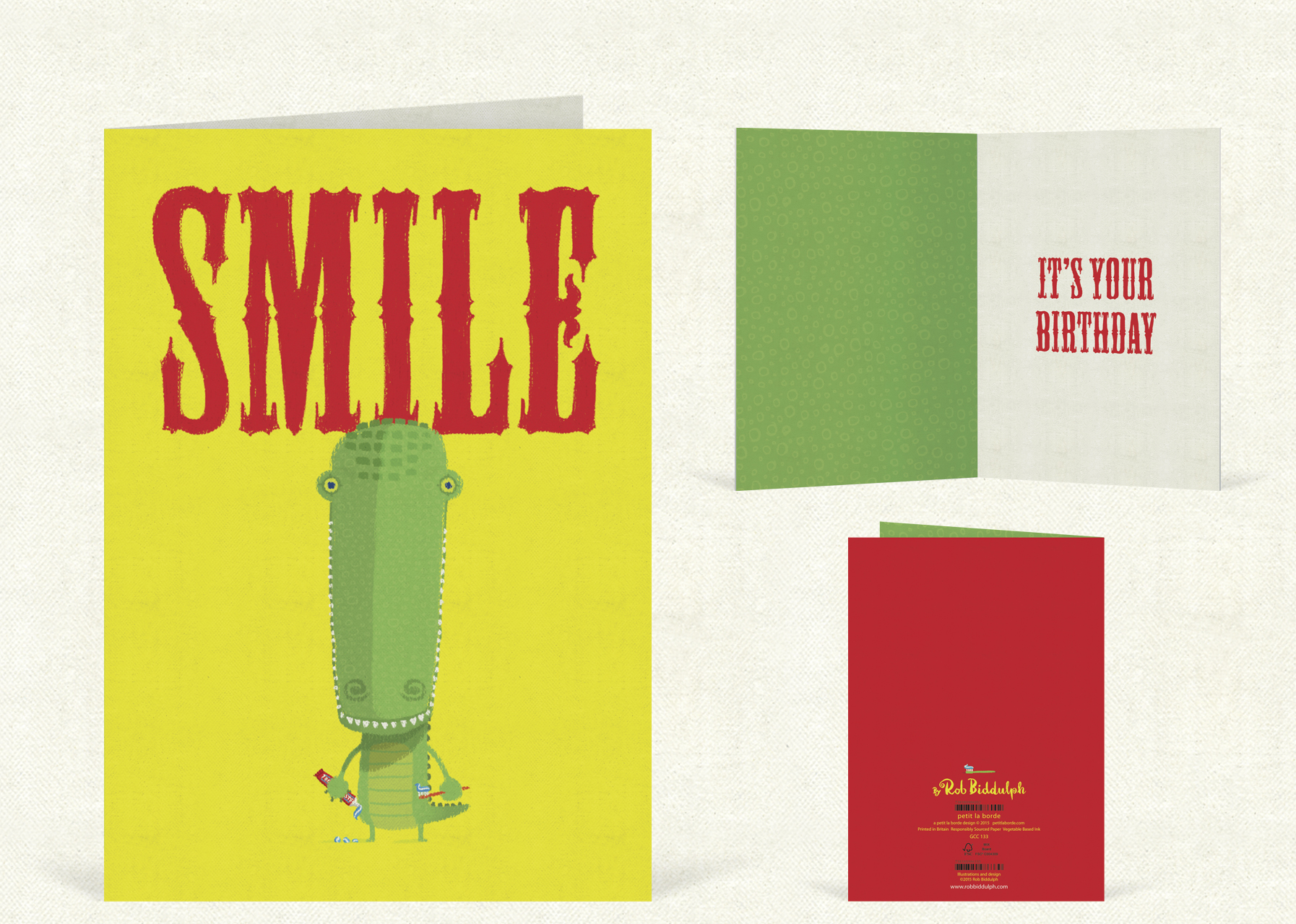 Smile  (120mm x 170mm).   Click   here   to buy.