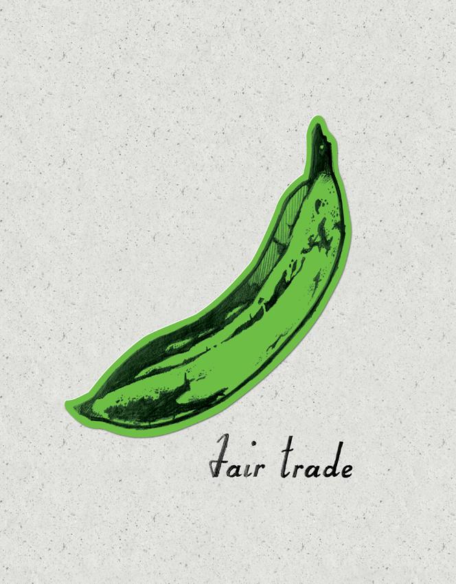 Fair Trade Banana