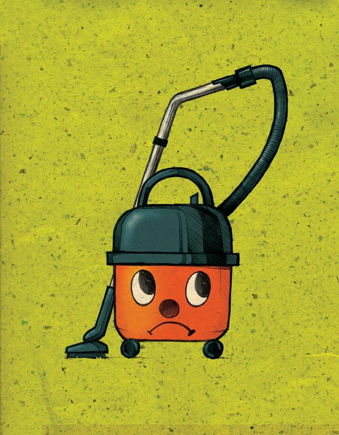 Sad Henry