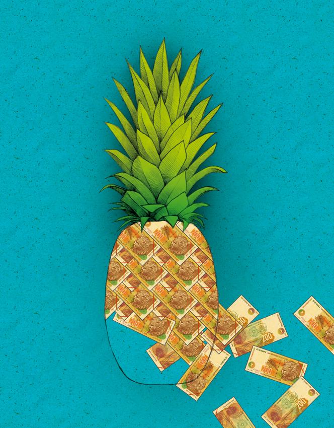 Pineapple Cash