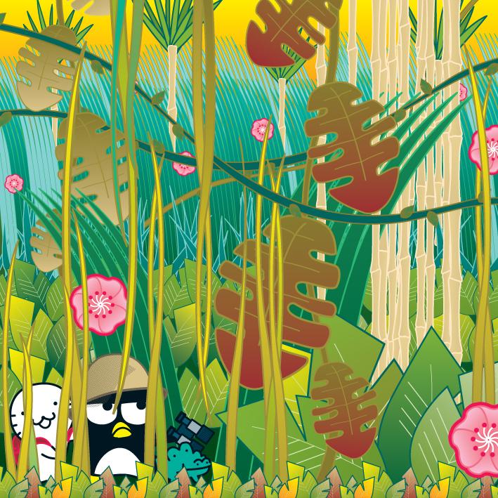 Bad Batz In The Jungle