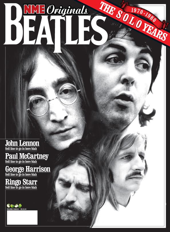Beatles one-shot magazine