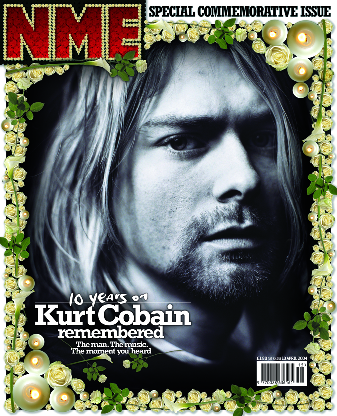 Kurt Cobain cover