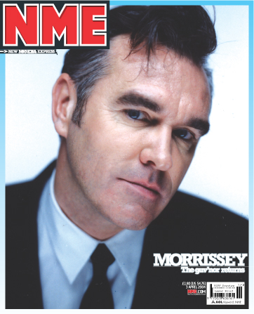 Morrissey cover