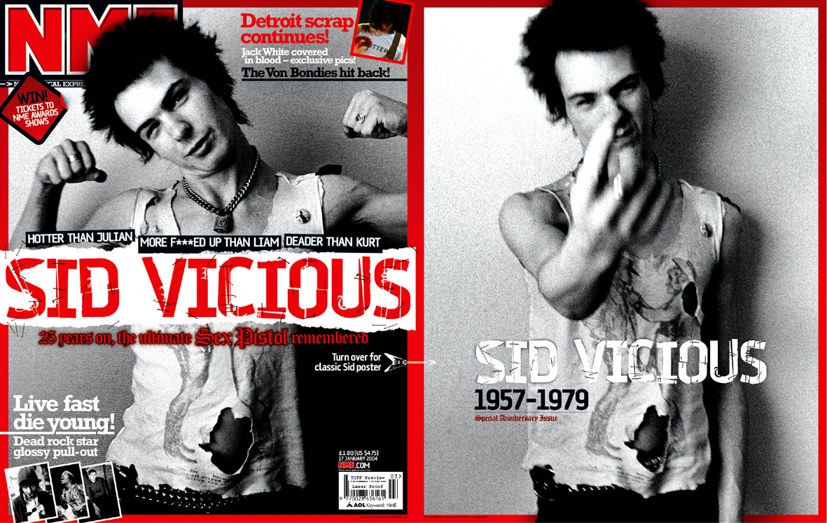 Sid Vicious cover
