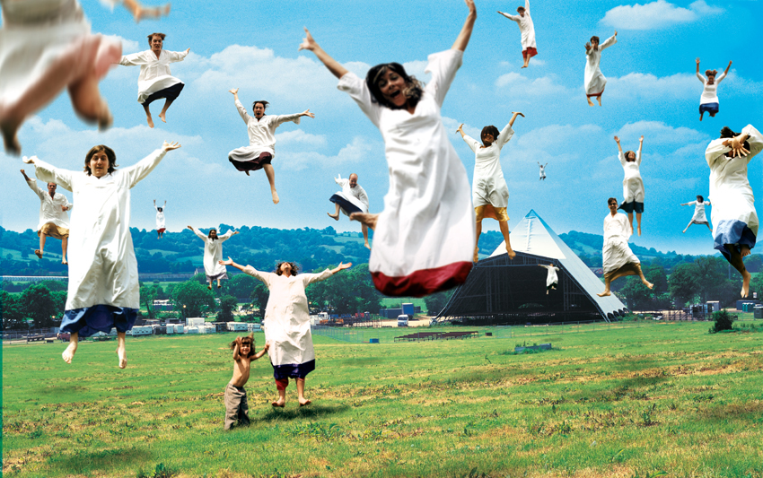 Polyphonic Spree poster