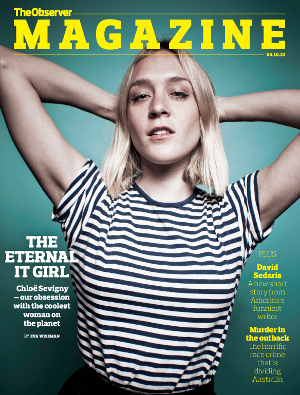 Chloe Sevigny cover