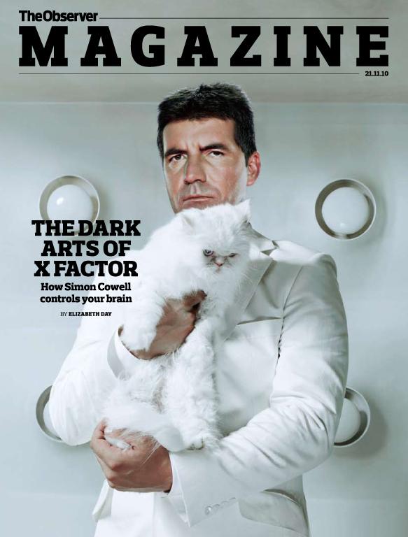 Simon Cowell cover
