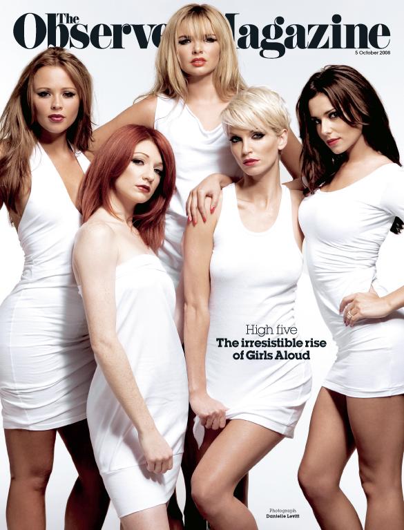 Girls Aloud cover