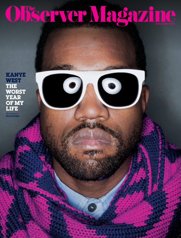 Kanye West cover