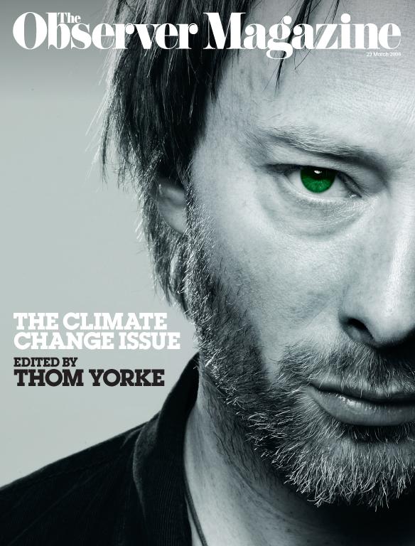 Thom Yorke cover