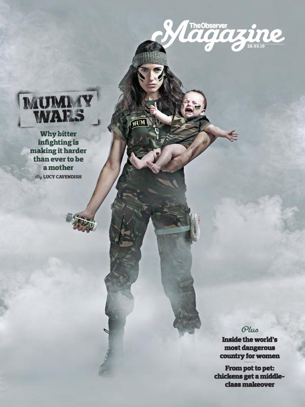 Mummy wars cover