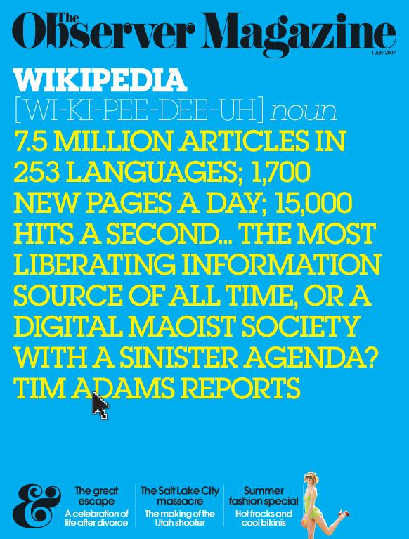 Wikipedia cover