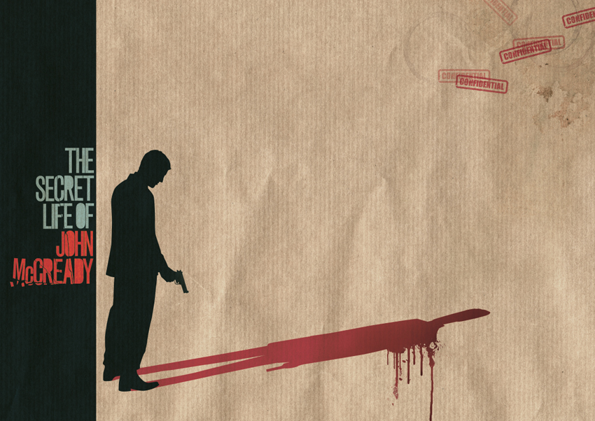 The Secret Life of John McCready poster
