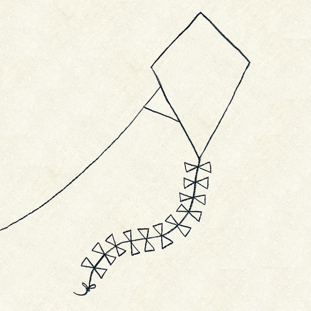 Design a new kite
