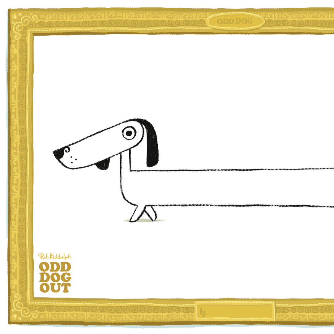 Decorate a dachshund