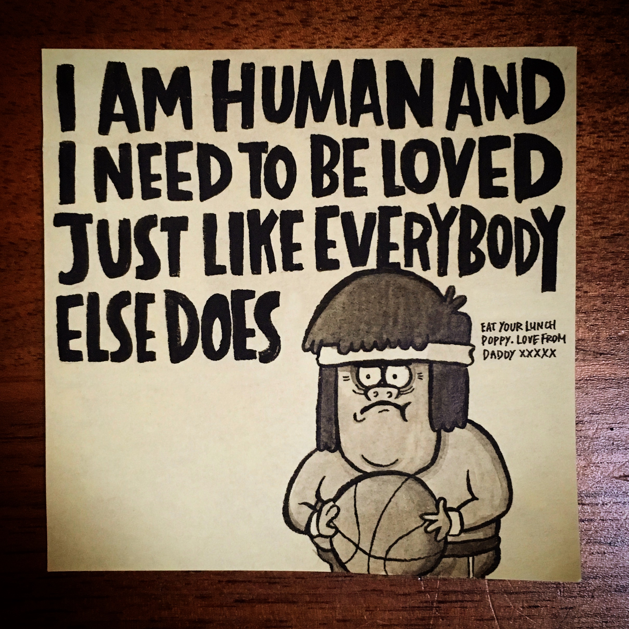 Muscle Man (from Regular Show)