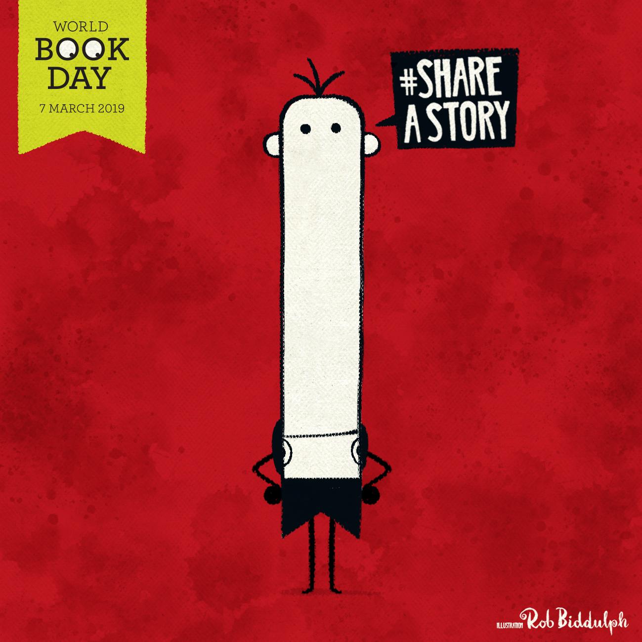 Wimpy Kid Bookmark