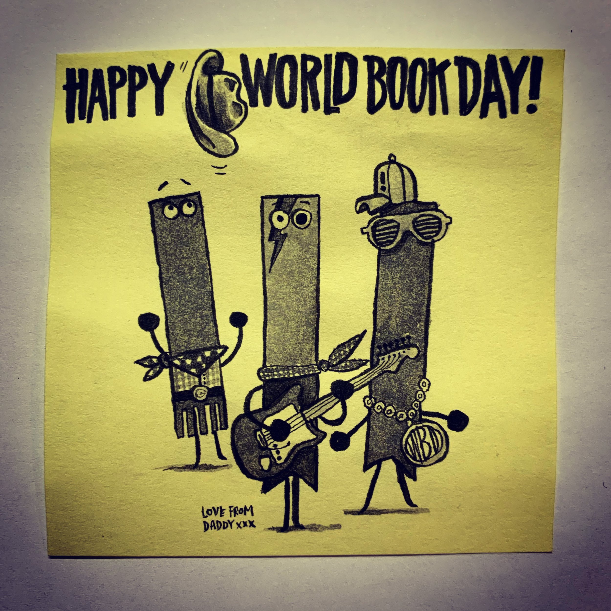 World Book Day Bookmarks