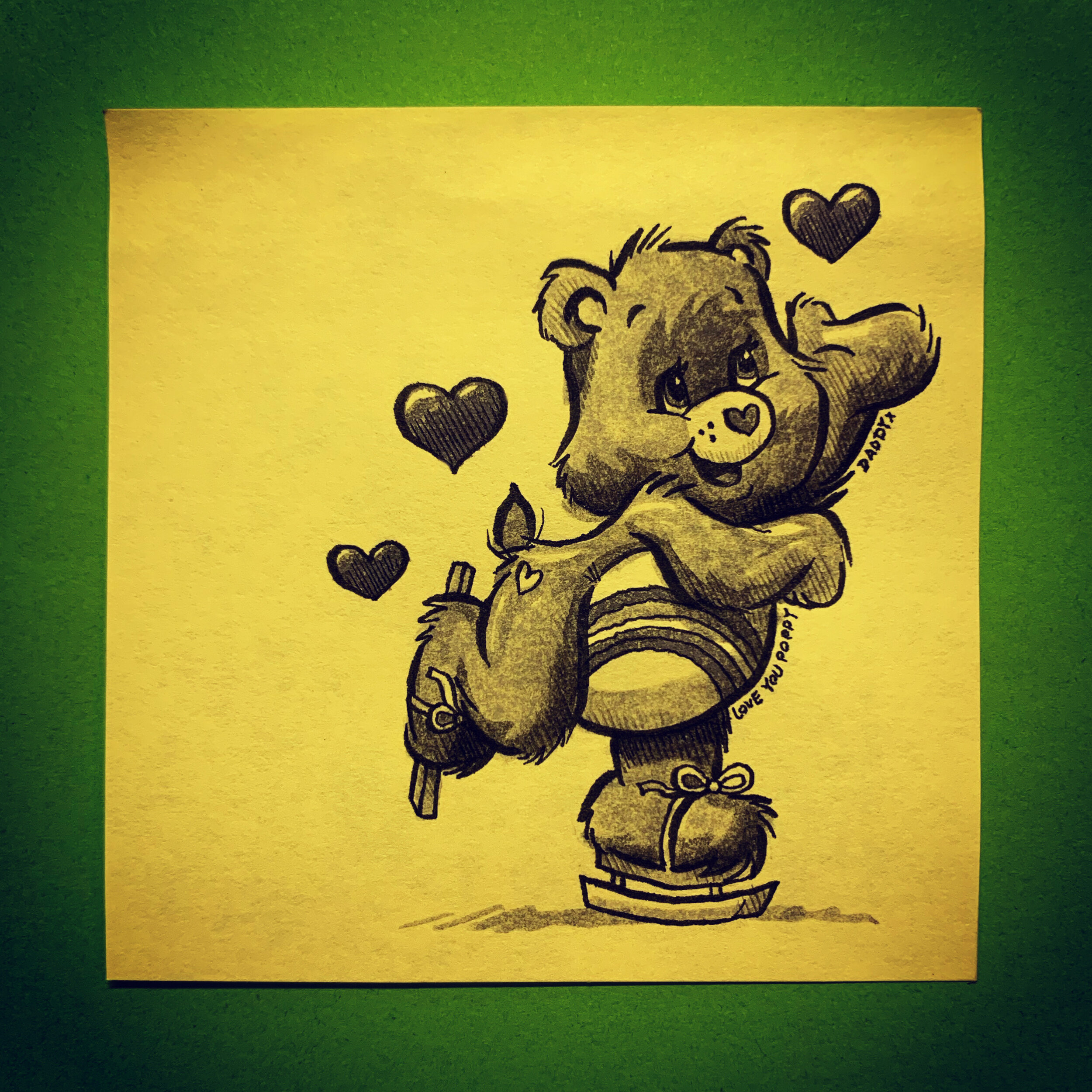 Care Bears (Cheer Bear)