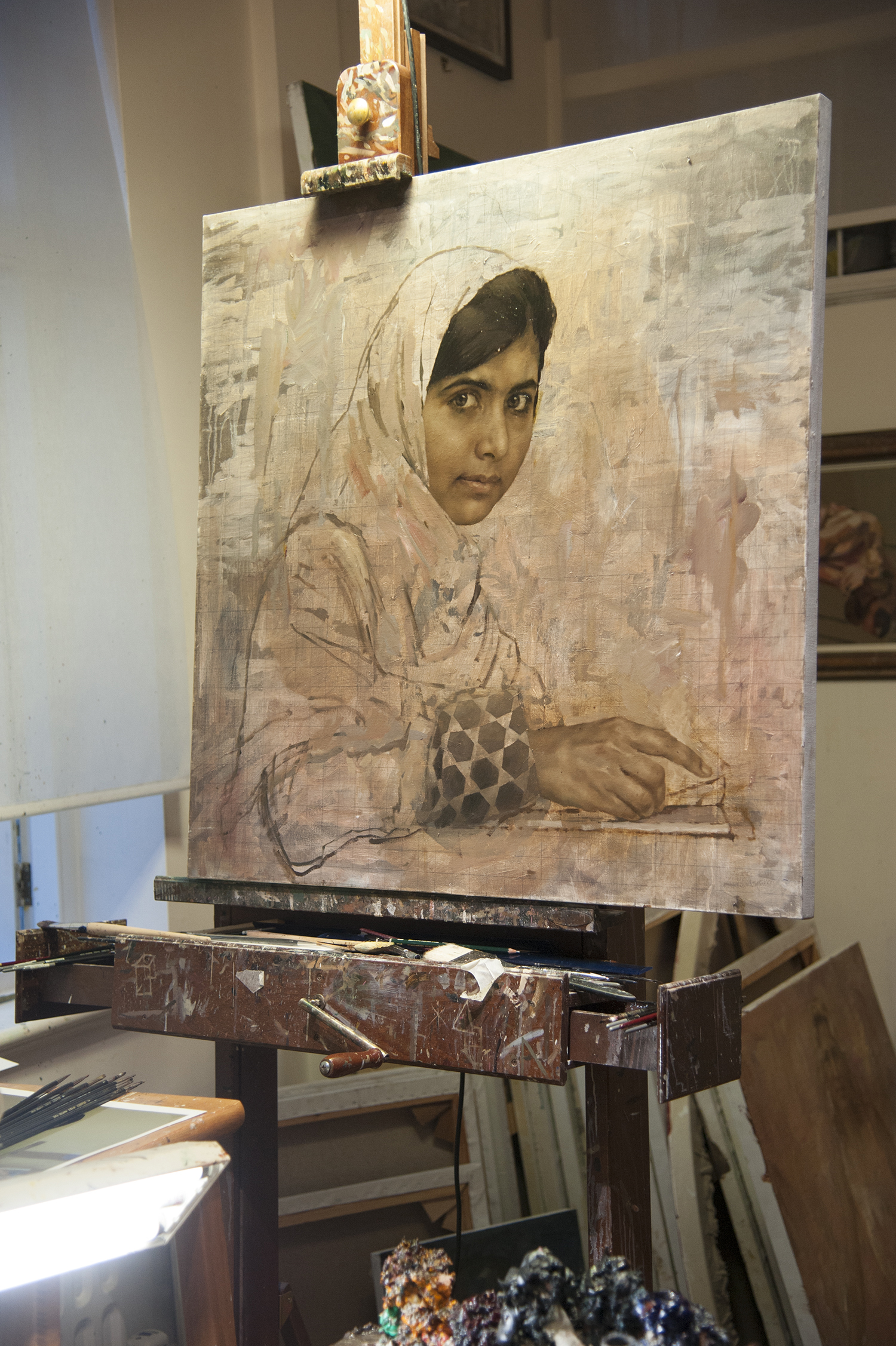 Malala in progress.jpg