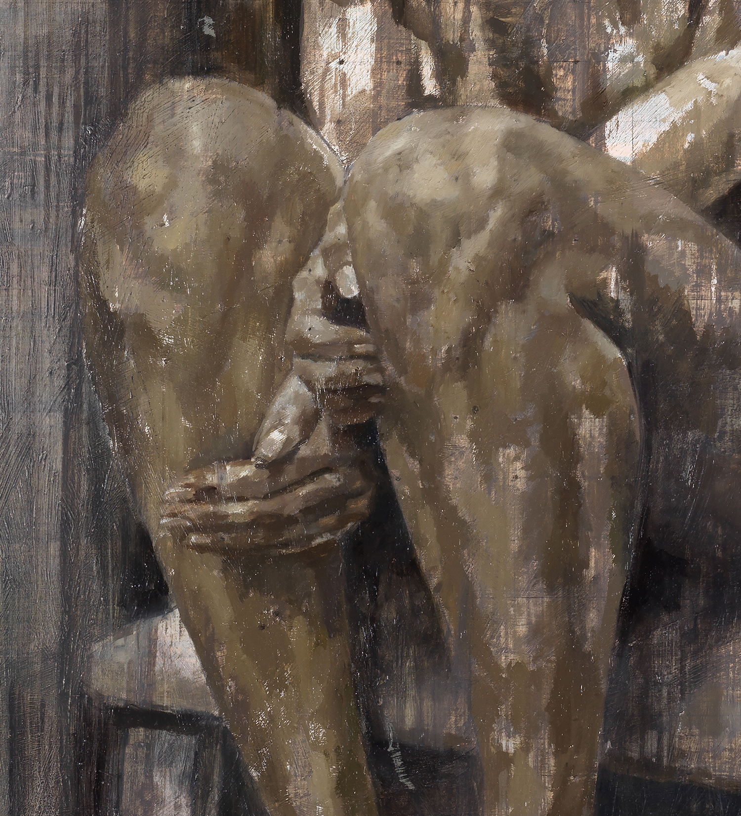 Nude with Gas Mask (Detail 2).jpg