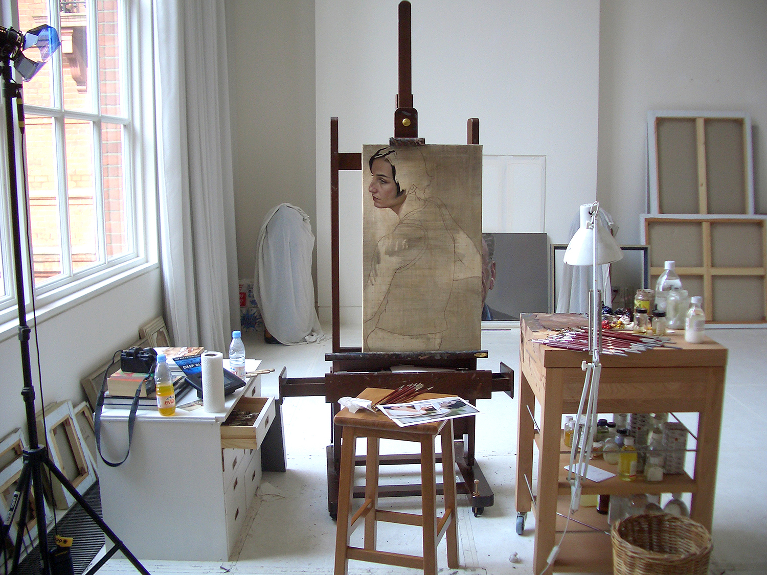 Erin on easel.jpg