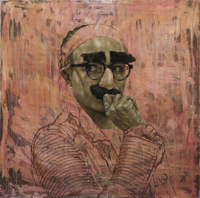 PNT-CARA5 Cara Study XII (Groucho) Print HIGH.jpg