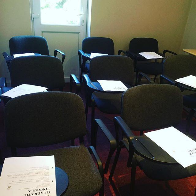 We are spending our bank holiday setting our classroom up for this week's GCSE and 11 Plus Booster days with our amazing teaching team of examiners and school teachers! We still have a couple of spaces left for some of our GCSE Maths and Study Skills sessions so please do book places for your kids if you haven't already! We also have a few spaces on our 11 Plus day too on Saturday 2nd September so please get in touch for more info charlotte@strivetutors.com or check us out www.strivetutors.com