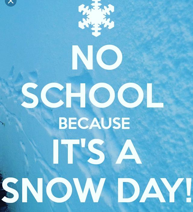 So many of our clients are going to be enjoying a three day weekend tomorrow but fear not- our teaching team will still be zipping round for lessons #snow #snowday #snowwork #strivetutors