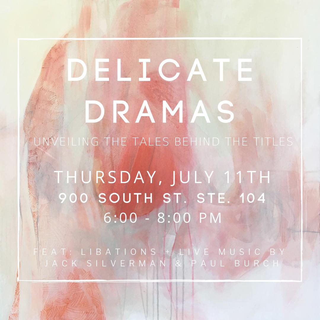 Delicate Dramas Promo.png