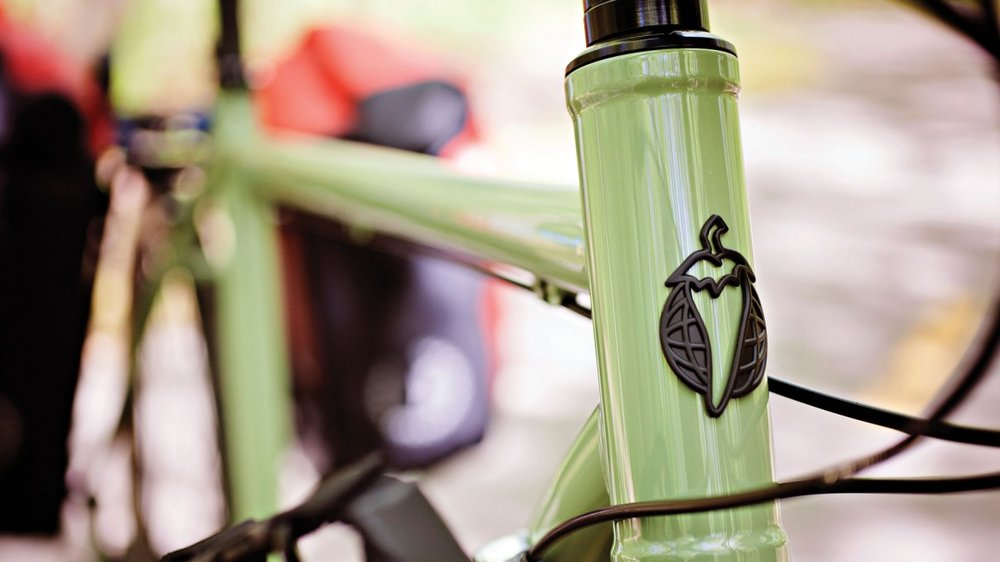 Before we set off, I'll be getting a new Salsa Marrakesh for the journey. Photo credit: Salsa Cycles.