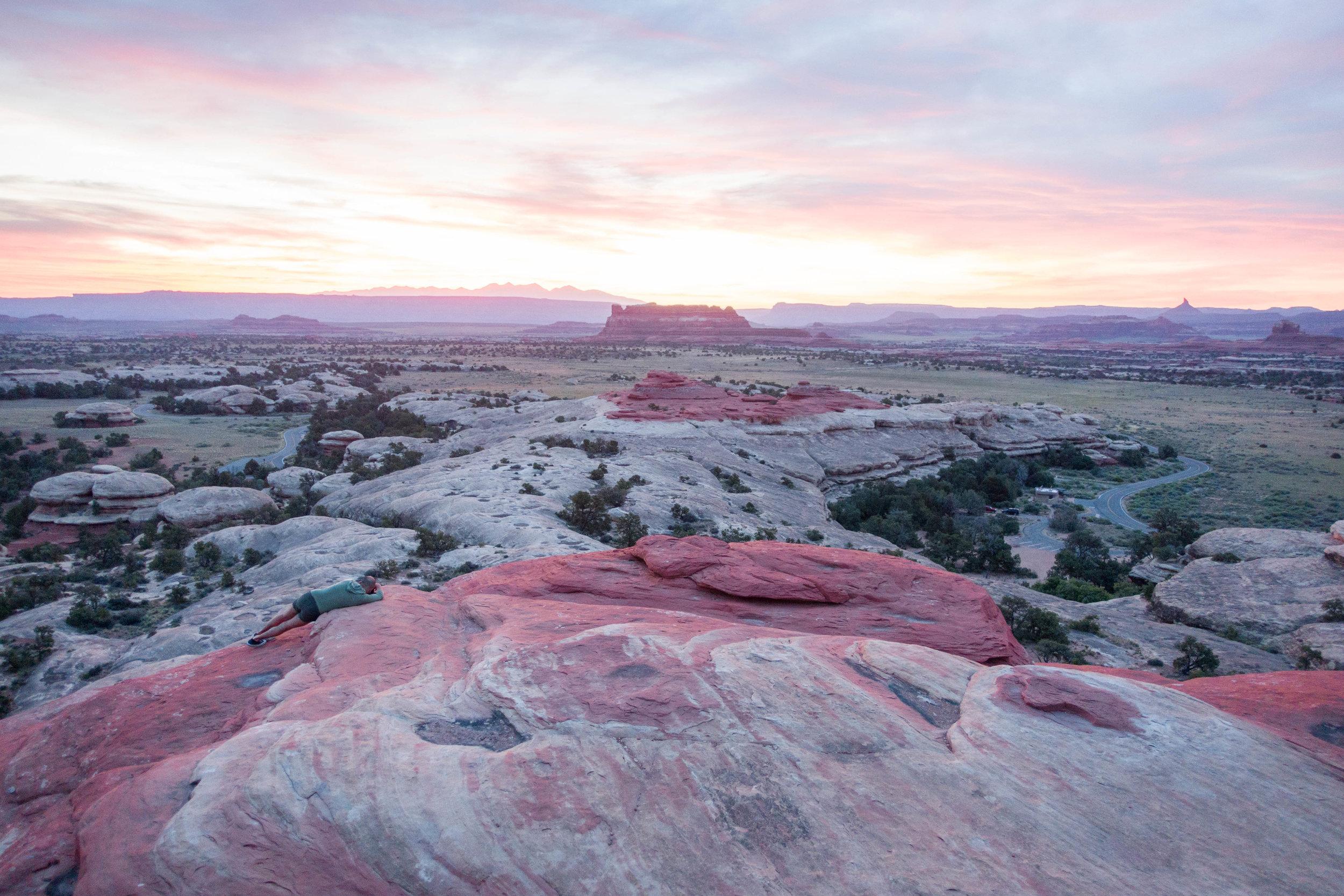 Canyonlands National Park (Needles District), Utah. Shot on DSLR (Nikon D7000).