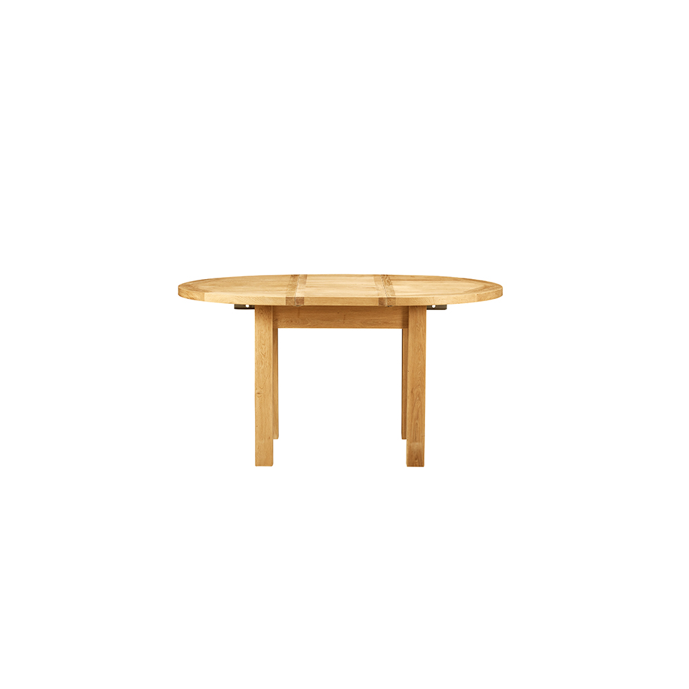 Bretagne 1100 Round Extending Butterfly Table