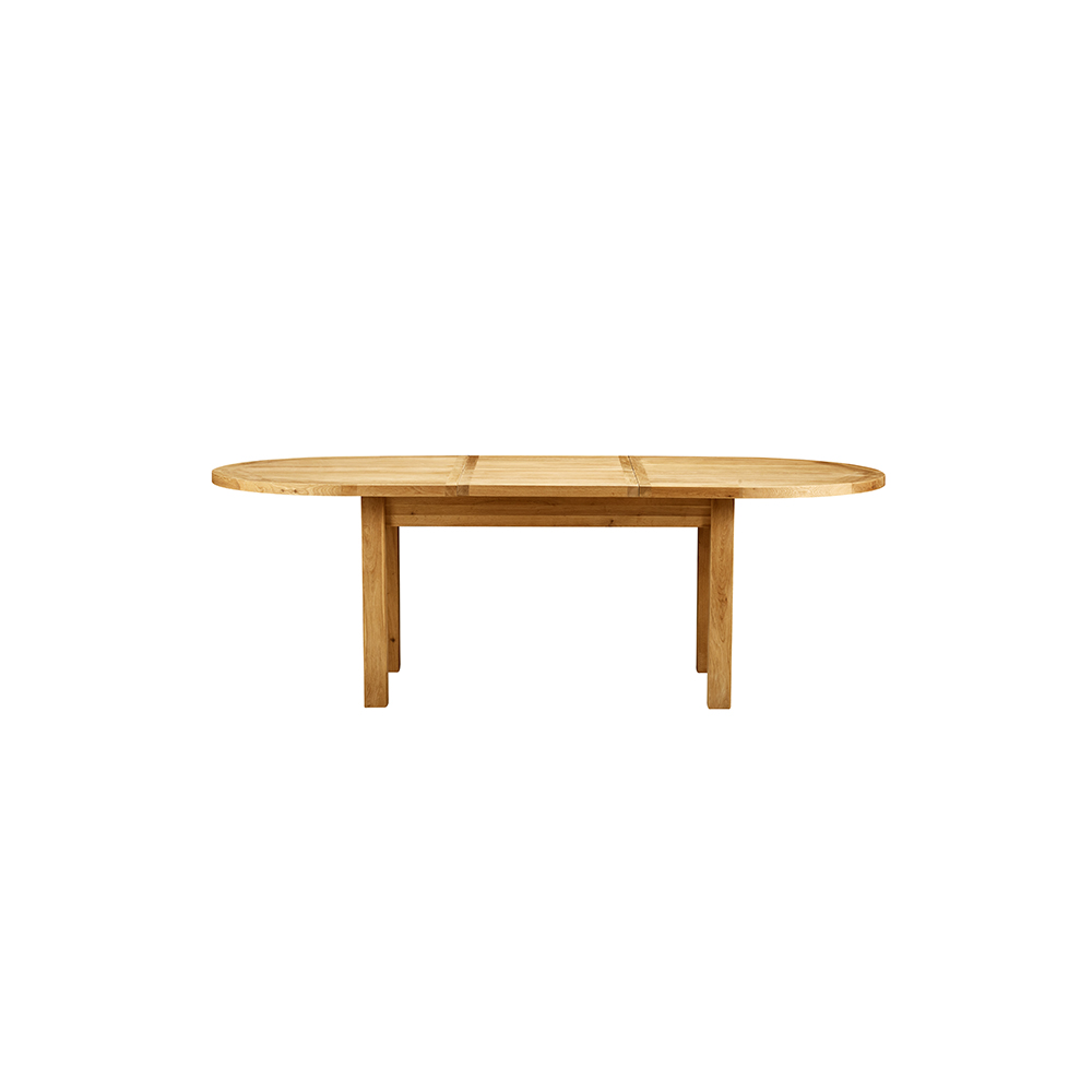 Bretagne 1760 Oval Extending Butterfly Table