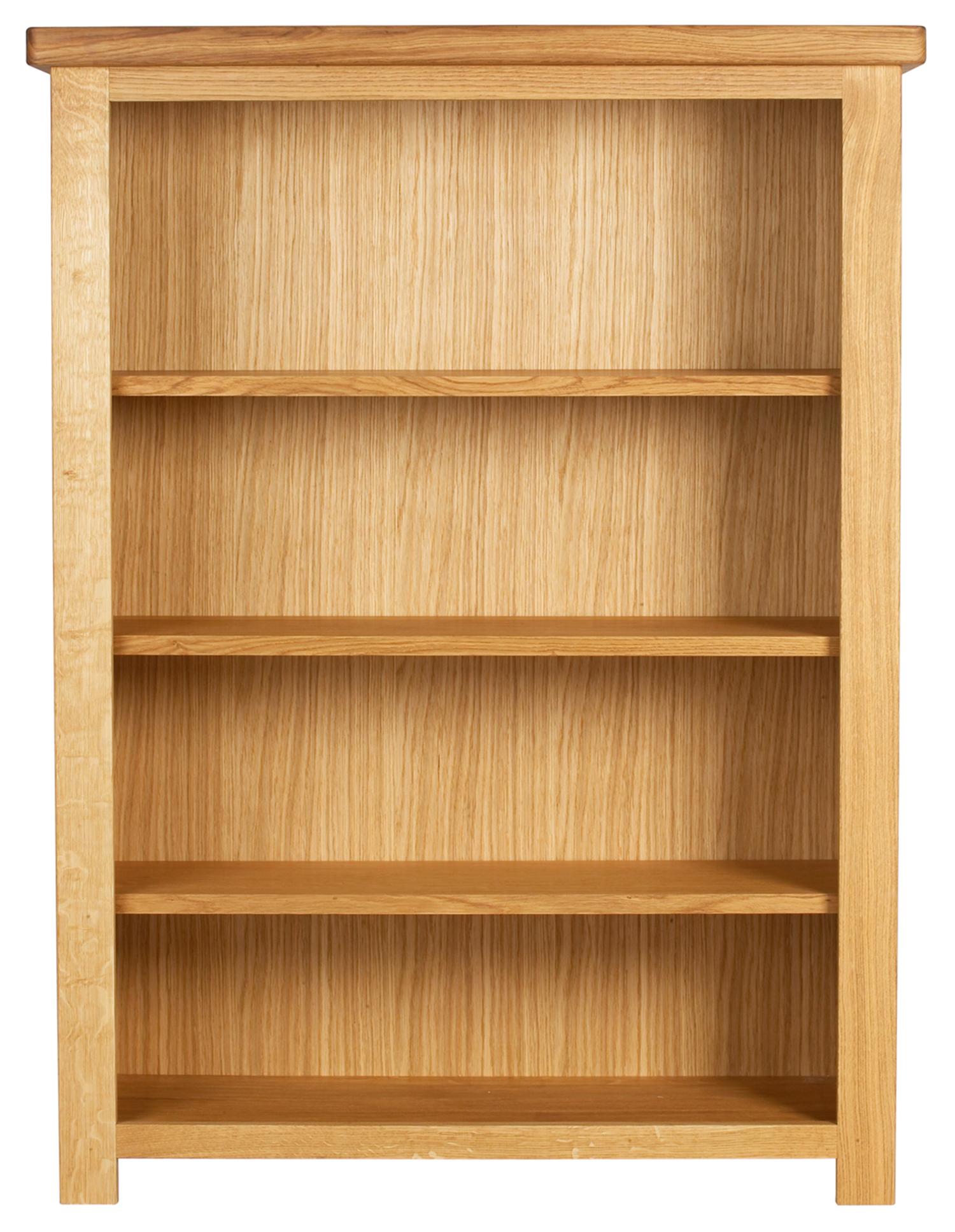 Bretagne Short Wide Bookcase Charltons Furniture