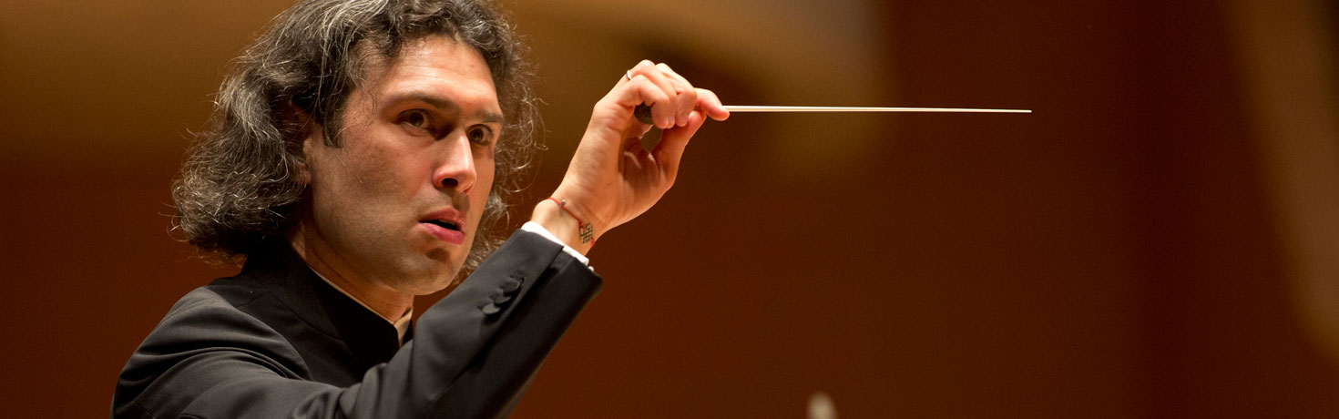 Vladimir Jurowski - Principal Conductor of the London Philharmonic OrchestraChief Conductor and Artistic Director Designate, Rundfunk-Sinfonieorchester Berlin