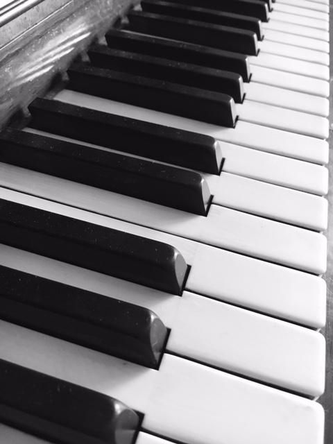 Sponsor a piano key  Price: £50