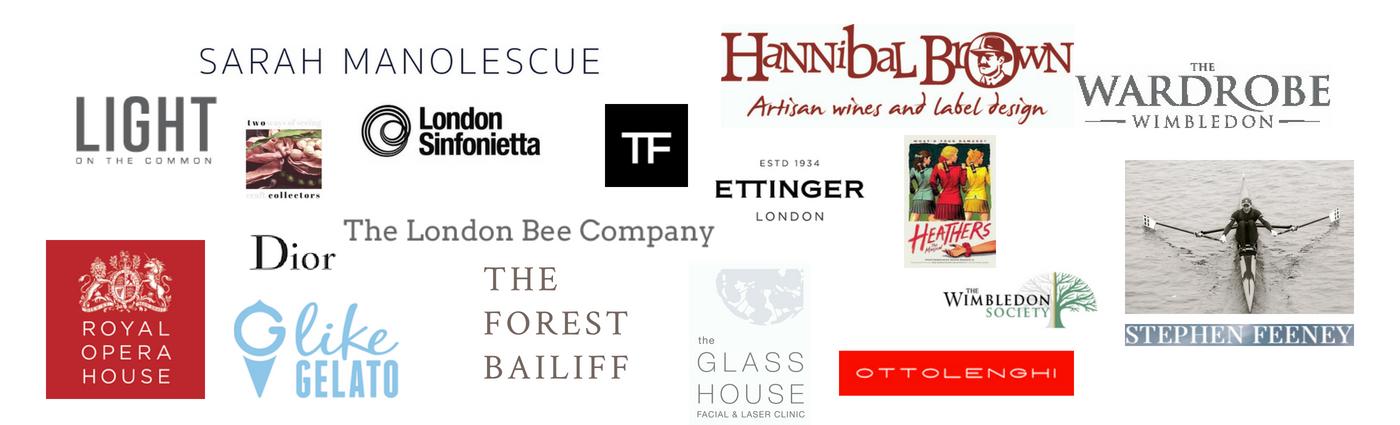 Some of the fabulous brands in our raffle